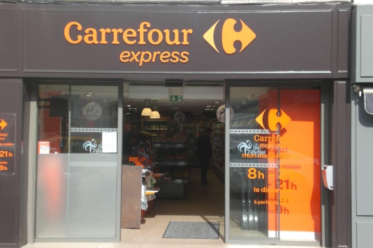 boutic villeneuve d 39 ascq carrefour express. Black Bedroom Furniture Sets. Home Design Ideas