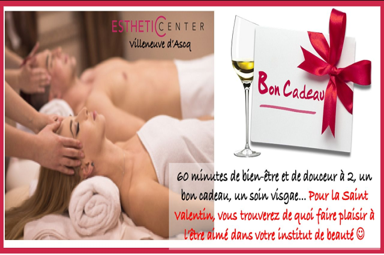 Esthetic Center - Villeneuve d'Ascq : Bon cadeau