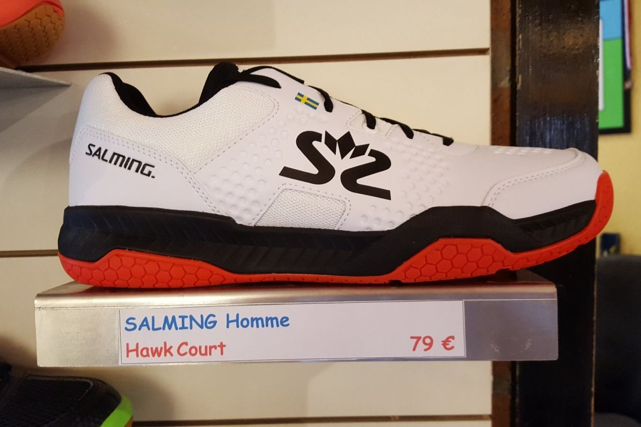 L'Arbonnoise - Salming Hawk Court à 79 €