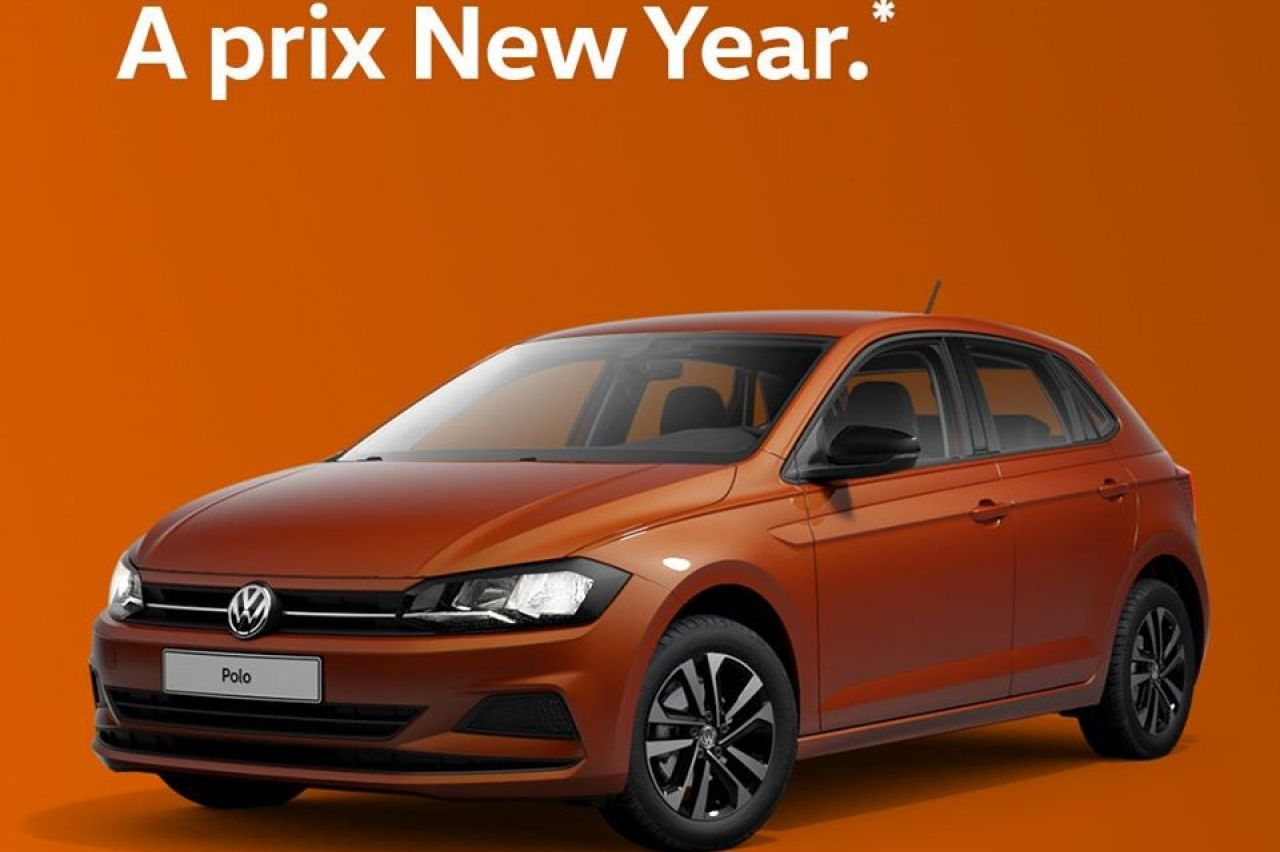 Volkswagen - A prix New Year