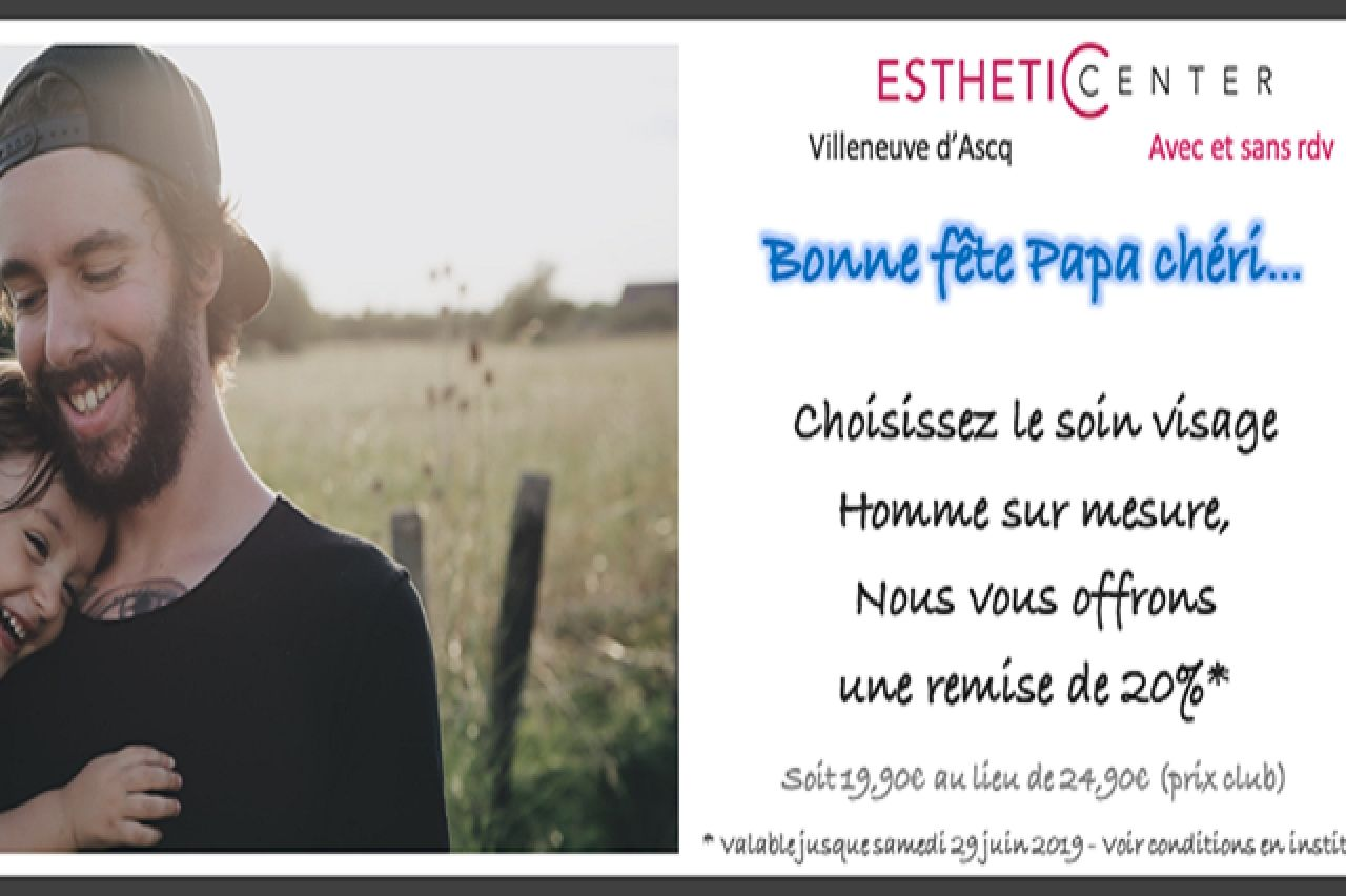 Esthetic Center - Villeneuve d'Ascq : Remise de 20%