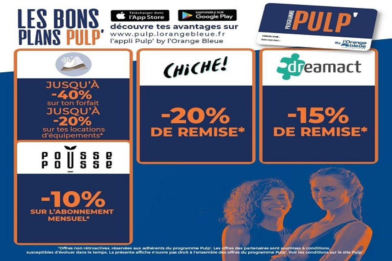 L'Orange Bleue - Les Bons Plans