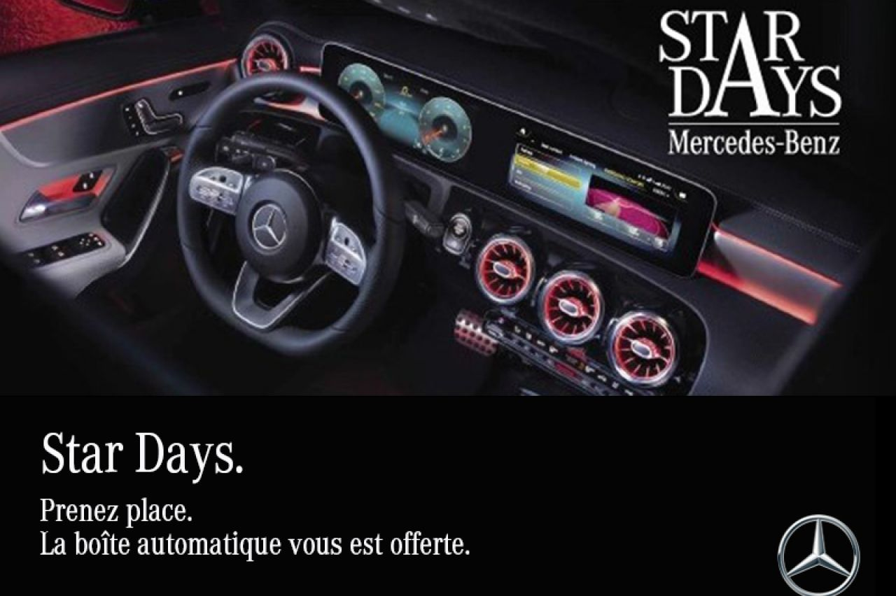 Mercedes - Star Days